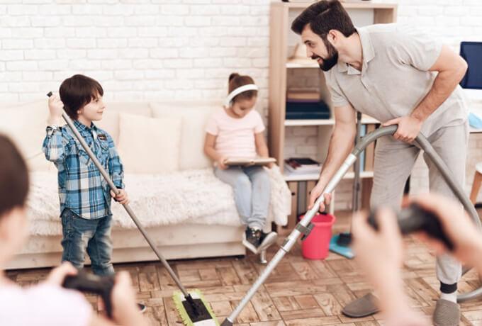 Cara Jitu Melatih Sifat Tanggung Jawab pada Si Kecil
