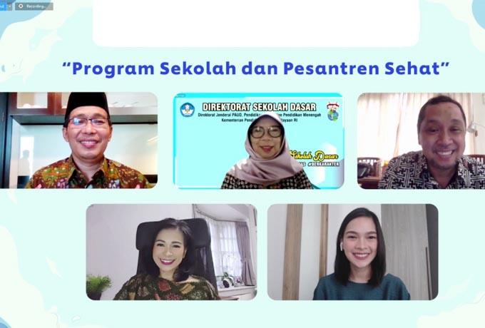 """Unilever Indonesia Berkolaborasi Hadirkan """"Program Sekolah dan Pesantren Sehat"""""""
