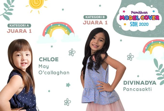 Selamat! Inilah Para Pemenang Pemilihan Model Cover SBH 2020