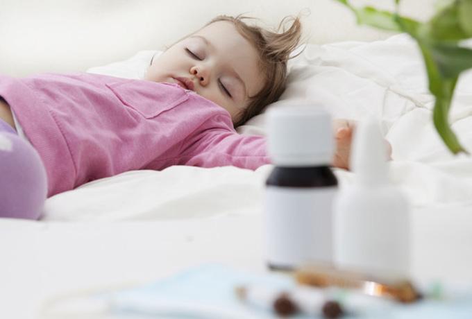 Perlukah Antibiotik Pada Balita?