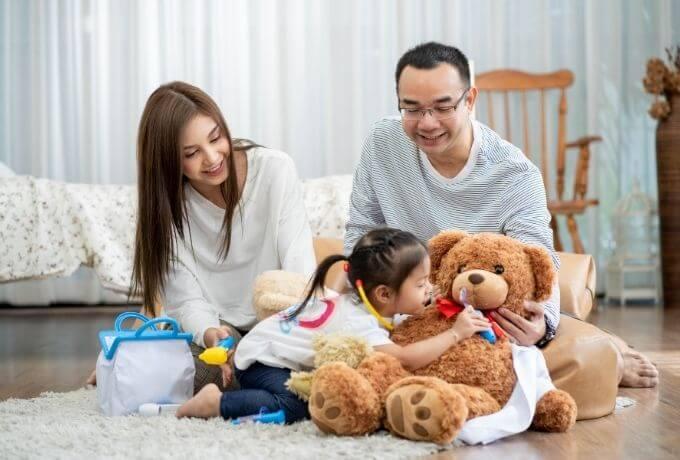 Pilah Pilih Mainan dan Permainan untuk Buah Hati