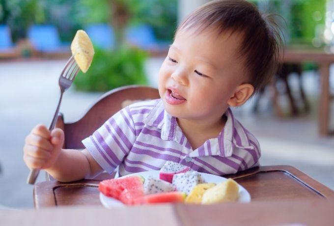 Tips Jitu Memberikan Buah dan Sayur Untuk Si Kecil