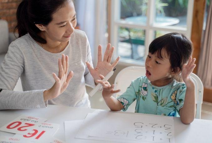 Cara Asyik Belajar dan Mengenalkan Matematika pada Buah Hati